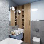projekt ładnej łazienki