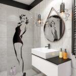 merlin w projekcie łazienki Abrys