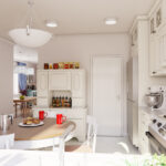 projektowanie kuchni od biura Abrys