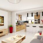 projektowanie i aranżacja salonu