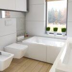 przykład projektowania łazienki