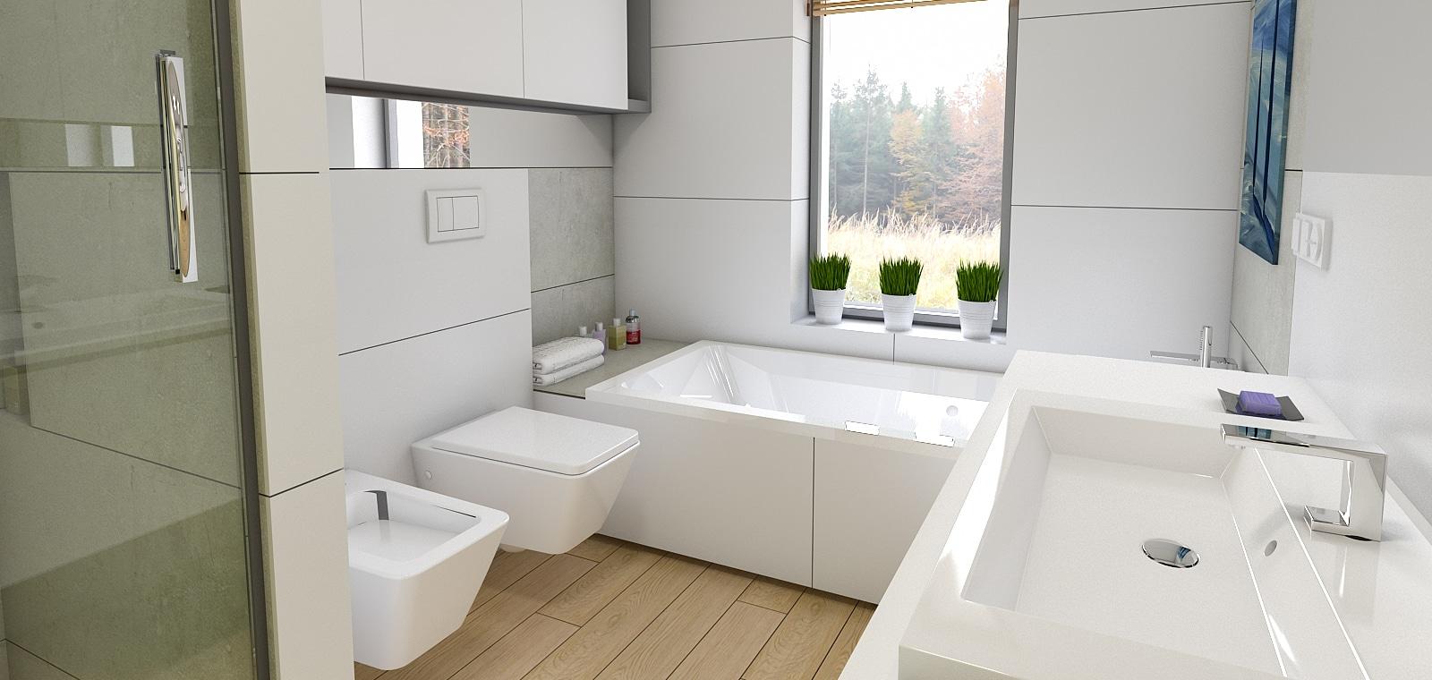 Sprawdź Projektowanie łazienki Poznań Abrys