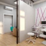 projekt gabinetu ginekologicznego