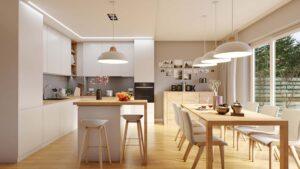 projektowanie kuchni z biurem projektowym