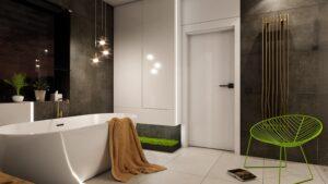 projekt łazienki dla Mo Grupa