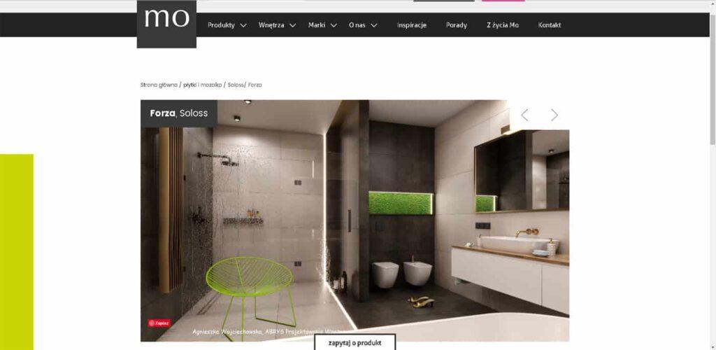 projektowanie łazienki Poznań